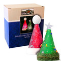 Holiday Light Up Ornament Set of 2