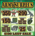 ARMY SURPLUS F93-426