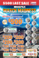 INDIANAPOLIS MARCH MADNESS S4620LJ