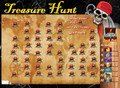 Treasure Hunt Progressive Jackpot Game