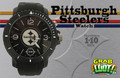 Pittsburgh Steelers Wrist Watches + Bonus Watch