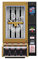 Nevada Gold Fortune Ticket Dispenser - 4 Column (bill, display and lights)