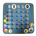 Bingo Ball Slide Card