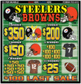 STEELERS VS BROWNS 818