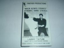KENPO HAND STRIKES VOL 4 W/ LARRY TATUM