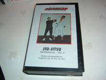 JIU-JITSU SELF DEFENCE VOL 2 SIEGFRIED LORY   (VHS VIDEO)