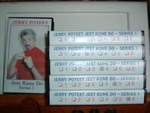 JEET KUNE DO - SERIES 1 VOL 1-6 W/ JERRY POTEET