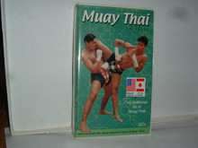 MUAY THAI CHAIYUTH VOL 2 W/ CHAROENRAT   (VHS VIDEO)