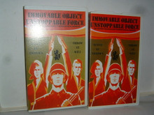 IMMOVABLE OBJECT UNSTOPPABLE FORCE Vol 2 & 3 W/ SONNON