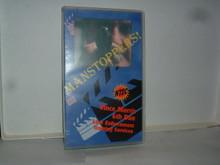 MANSTOPPERS LAW ENFORCEMENT w/ MORRIS   (VHS VIDEO)