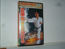 POWER OF THE ICHI-GEKI PART II W/ ROYAMA   (VHS VIDEO)