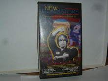 NEW GLADIATORS (Movie 1973) Martial Arts   (VHS VIDEO)