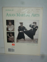 JOURNAL OF ASIAN MARTIAL ARTS VOLUME 12 NUMBER 1 2003