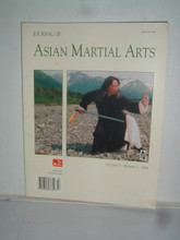JOURNAL OF ASIAN MARTIAL ARTS VOLUME 13 NUMBER 3  2004