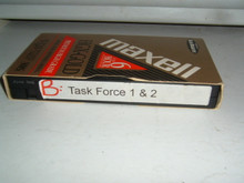 TASK FORCE 1 & 2   (VHS VIDEO)