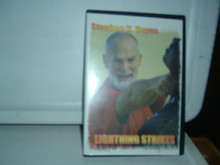 LIGHTNING STRIKES TO-SHIN DO 3 DVD SET  W/ STEPHEN HAYES