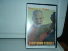 LIGHTNING STRIKES TO-SHIN DO 3 DVD SET  W/ STEPHEN HAYES