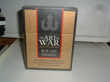 THE ART OF WAR BOOK AND CARD DECK BY SUN TZU