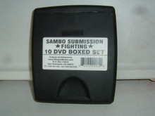 SAMBO SUBMISSION FIGHTING 10 DVD BOXED SET W/ VLADISLAV KOULIKOV