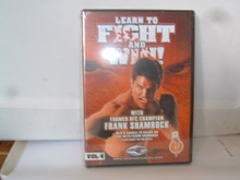 LEARN TO FIGHT AND WIN VOL 4 W/ FRANK SHAMROCK