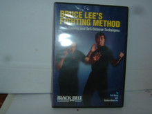 BRUCE LEE'S FIGHTING METHOD basic training and self-defense techniques