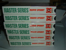 BRAZILIAN JIU-JITSU SERIES 2  VOL 7-12  MARIO SPERRY   VHS