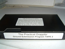 THE PRACTICAL GRAPPLER  VOL 2    VHS
