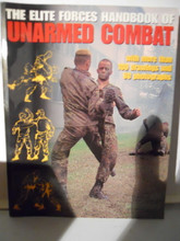 ELITE FORCES HANDBOOK OF UNARMED COMBAT  by Shillingford