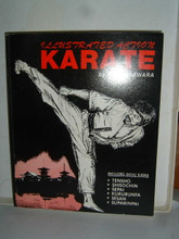 ILLUSTRATED ACTION KARATE BY N. OGASAWARA Softcover