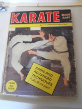 KARATE MADE EASY by Stratford Karate Kai Hardcover