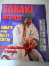 SABAKI METHOD:  KARATE IN THE INNER CIRCLE By Ninomiya / Paperback
