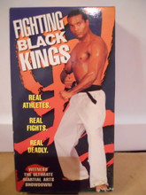 FIGHTING BLACK KINGS  (VHS VIDEO)
