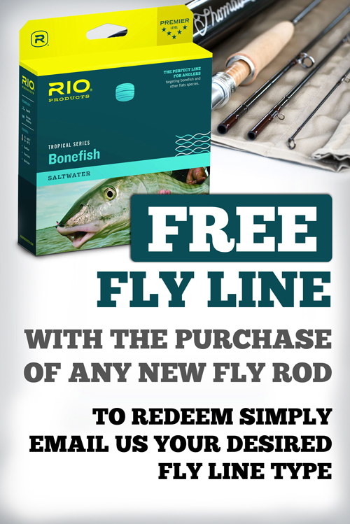free fly line