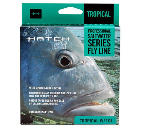 Hatch Saltwater Fly Line Intermediate