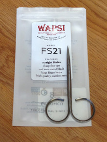 "WAPSI ELITE 4"" SCISSORS STRAIGHT BLADE by RENOMED"