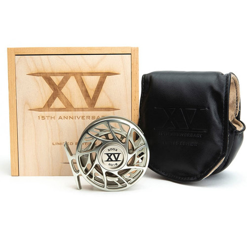 Hatch 15th Anniversary Limited Edition 4 Plus Fly Reel