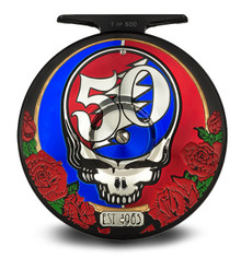 Abel Grateful Dead 50th Anniversary Fly Reel
