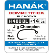 Hanak H 480 BL Jig Champion Hooks