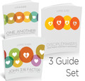 Cadre Living Guide Sampler Pack  (3 Guide Set)