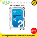 "Saegate 2TB Surveillance Storage 3.5"" SATA Hard Drive Suitable for DVR NVR PC (ST2000VX005)"