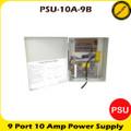 OYN-X  9 Port 10 AMP 12V Boxed Power Supply (PSU-10A-9B)