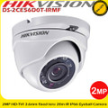 Hikvision DS-2CE56D0T-IRMF 2MP 3.6mm fixed lens 20m IR IP66  Eyeball Camera