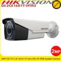 Hikvision DS-2CE16D1T-VFIR3 2MP 2.8-12mm varifocal lens 40m IR IP66 Bullet Camera