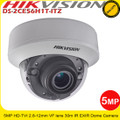Hikvision DS-2CE56H1T-ITZ 5MP 2.8-12mm varifocal lens 40m IR EXIR Internal Dome Camera