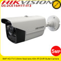 Hikvision DS-2CE16H1T-IT3 5MP 3.6mm fixed lens 40m IR EXIR Bullet Camera