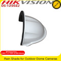 Hikvision DS-1250ZJ Rain/Sun Shade Cover for Dome Camera Fibre White