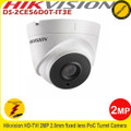 Hikvision DS-2CE56D0T-IT3E 2MP 2.8mm fixed lens 40m IR PoC Turret Camera