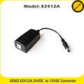 XENO X2412A 24VAC TO 12VDC Converter
