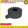 Hikvision DS-1280ZJ-M Black IP Dome Junction Box for IP & TVI Cameras