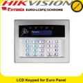 Pyronix EURO-LCDPZ/SCHROME Keypad LCD Prox Euro Satin Chrome 1